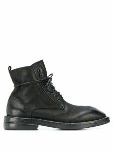 Marsèll lace up boots - Black