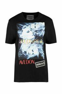 Versace Avedon X Versace Cotton T-shirt