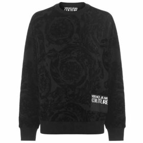 Versace Jeans Flk Baroque Sweater