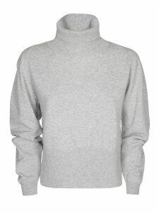 Fabiana Filippi Turtleneck Fitted Sweater