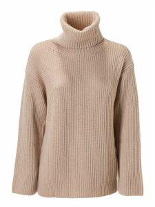 RED Valentino High Neck Sweater