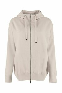 S Max Mara Jersey Hooded Sweatshirt