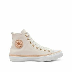 Chuck Taylor All Star High Top Suede Trainers