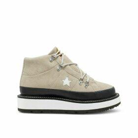 One Star Platform Boots