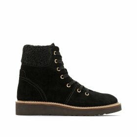 Cortina Lace Ankle Boots