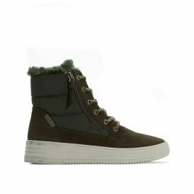 Luni Bootie High Top Trainers