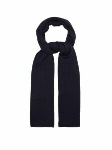 Joseph - Cashair Large Cashmere Scarf - Womens - Navy