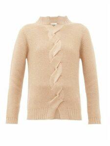 Max Mara - Albania Sweater - Womens - Camel
