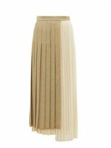 Max Mara - Orange Skirt - Womens - Beige