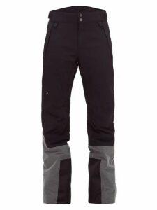 Peak Performance - Valearo Two-tone Ski Trousers - Womens - Black