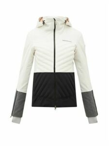 Peak Performance - Valearo Hero Ski Jacket - Womens - White Black