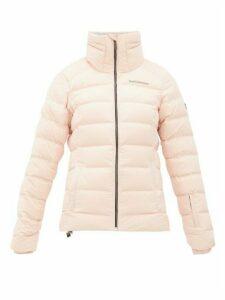 Peak Performance - Valearo Down-filled Ski Jacket - Womens - Light Pink