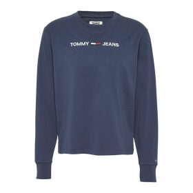 Thick T-shirt with Logo