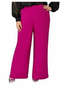 Maree Pour Toi Plus Wide-Leg Pants