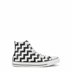Converse Chuck Glam Dunk Printed Hi-top Sneakers
