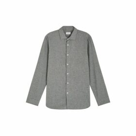 Jigsaw Anthony Soft Flannel Shirt