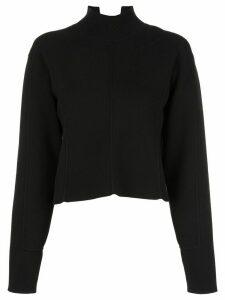 Proenza Schouler Cropped pullover - Black