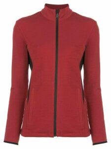Aztech Mountain Bonnie's zipped jacket - Red