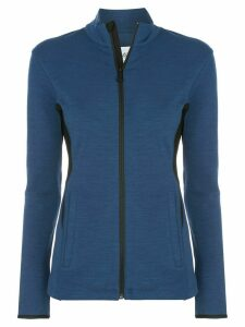 Aztech Mountain Bonnie's zipped sweatshirt - Blue
