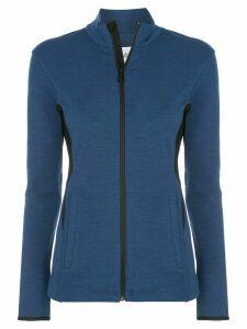Aztech Mountain Bonnie's zipped sweatshirt - Blue