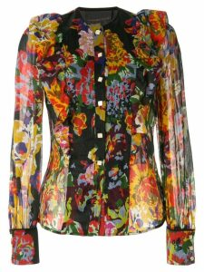 Ginger & Smart Arcadian floral blouse - Multicolour