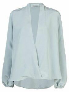 Silvia Tcherassi Danila blouse - Blue