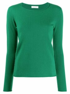 Majestic Filatures cashmere long-sleeve jumper - Green