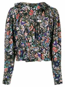 Isabel Marant Blinea blouse - Black