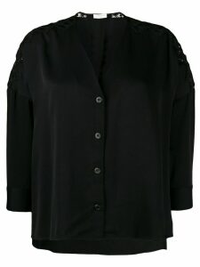 Sandro Paris Jasmine blouse - Black