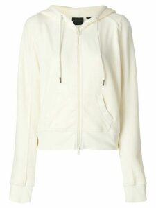 Fenty X Puma zipped hoodie - White