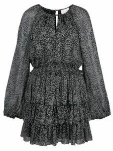 Cinq A Sept Anabel dress - Black