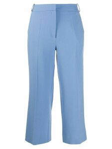Chinti and Parker cropped trousers - Blue