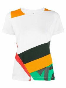 Koché x Converse color-block T-shirt - White