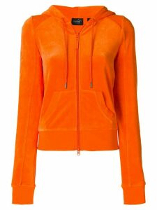 Fenty X Puma zipped sweatshirt - ORANGE