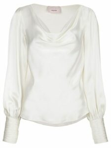 Cinq A Sept Taylee blouse - White