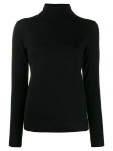 P.A.R.O.S.H. turtleneck slim-fit jumper - Black