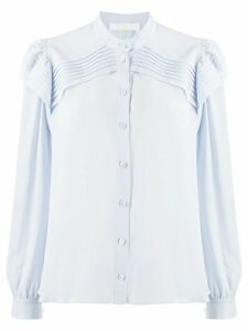 Chloé ruffled blouse - Blue