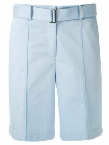 Alcaçuz Moonlight taylored bermuda shorts - Blue