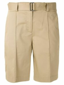 Alcaçuz Moonlight tailored bermuda shorts - NEUTRALS