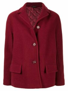 Aspesi front button jacket - Red