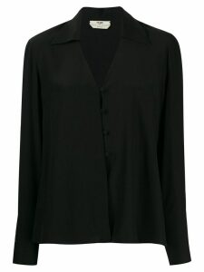 Fendi buttoned blouse - Black