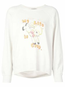 Marc Jacobs Magda Archer x The Collaboration sweatshirt - White