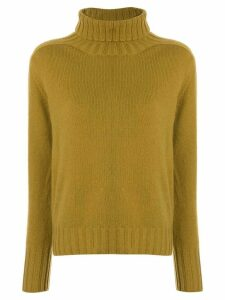 Margaret Howell turtleneck jumper - Yellow