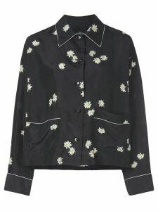 Marc Jacobs The Pajama shirt - Black