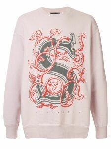 Undercover Suspirium floral sweatshirt - PINK