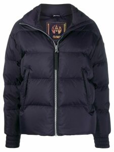 Moose Knuckles feather down jacket - PURPLE