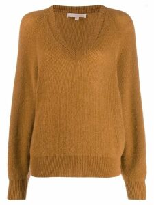Vanessa Bruno V-neck sweater - Brown