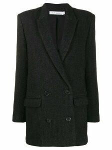 IRO double breasted coat - Grey