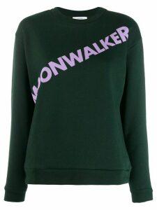 Roseanna Moonwalker print sweatshirt - Green