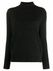 Vanessa Bruno turtleneck jumper - Grey